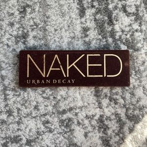 NAKED urban decay palette ly